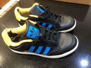 VARIAL LOW Men/'s Trainers Black UK5.5 adidas CQ1146
