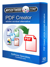 PDF CREATOR MAKER PRINTER CONVERTER WRITER PRO WIN 7