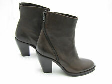 PAUL SMITH Shoe Glinn Boot Chocolate Brown Size 37.5 BNIB with dustbag