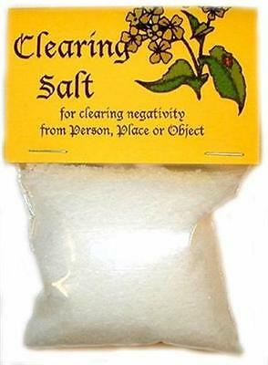 Clearing Salt, Spiritual Salt for Ritual and Spell Use!