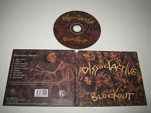 Dissociative-Blockout-acidance-acidcd013-CD-Album