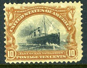 USA-1901-Pan-Americain-Expo-10-Bateau-Scott-299-Excellent-Etat-P131