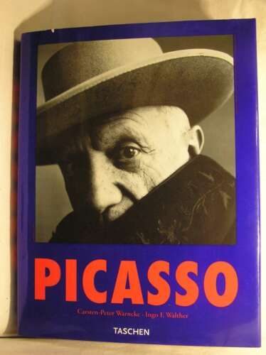 1 of 1 - Picasso: v. 1 (Jumbo), Walther, Ingo F, Warncke, C P, Excellent Book