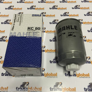 Diesel-Fuel-Filter-for-Land-Rover-Defender-90-110-130-TD5-MAHLE-OEM-ESR4686-KC80