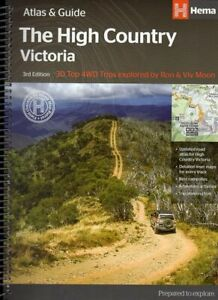 High-Country-Victoria-Atlas-and-Guide-Hema-Maps