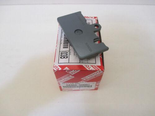 LEXUS OEM FACTORY REAR BRAKE PAD SET 2001-2006 LS430 04466-50091