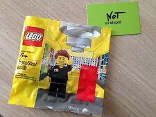 LEGO Store Employee polybag Neuf Scellé Rare ref: 5001622