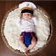 Newborn-Baby-Girl-Boy-Crochet-Knit-Costume-Photo-Photography-Prop-Hats-Outfits miniatuur 75