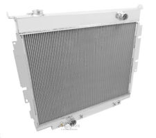 Champion Cooling 4 Row Radiator For 83-94 F-Series Pickups with Diesel engines