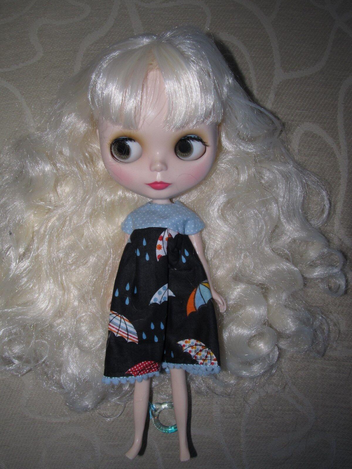 OOAK parzialmente personalizzati Blythe Doll-exc cond