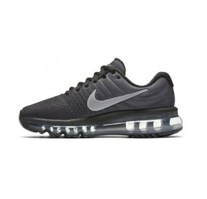 Nike Air Max 2017 GS Youth Size 5.5Y Black Summit White Anthracite 851622 001 675911321140 | eBay