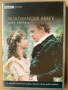 Northanger-Abbey-DVD-1987-Jane-Austen-BBC-TV-Drama-Classic-w-Peter-Firth