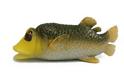 NIP AAA 13809BLJ Black Loosejaw Fish Bottom Feeder Sealife Toy Model Replica