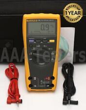 Fluke 179 True Rms Digital Multimeter Dmm With Temperature Measurement