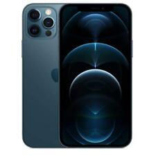 "APPLE IPHONE 12 PRO PACIFIC BLUE 128GB 5G DISPLAY 6.1"" iOS 14 Wi-Fi HOTSPOT"