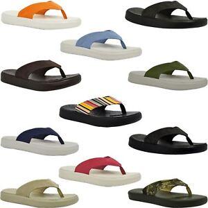 6ac915bb919b Image is loading Soft-Science-Comfort-Footwear-Skiff-Canvas-Flip-Flop-