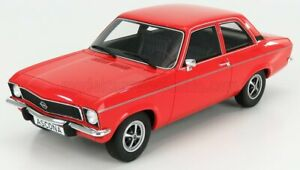BoS-MODELS 1/18 OPEL | ASCONA A 1973 | RED