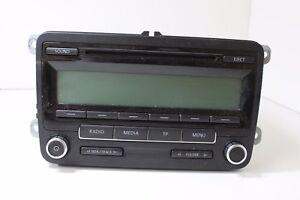 2277-VW-Passat-B6-2008-Original-Radio-Reproductor-de-CD-estereo-1K0035186AA-Caddy