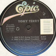 TONY TERRY - She's Fly - Epic