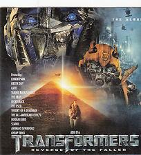 Transformers:Revenge of The Fallen-2009-Original Movie Soundtrack-13 Track-CD