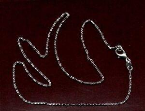 -kette Hals Aus Silber (253) Perfekte Verarbeitung