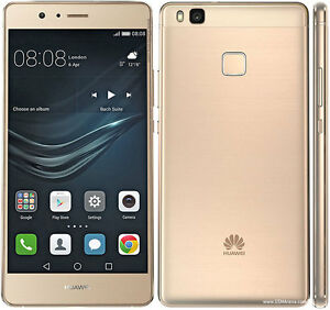 Senza-Sim-HUAWEI-p9-Lite-vns-l31-GOLD-16gb-sbloccato-di-fabbrica-5-2-034-13mp-Smartphone