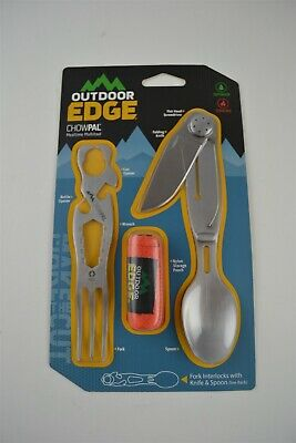 Outdoor Edge ChowPal Mealtime Multitool CPL-10C