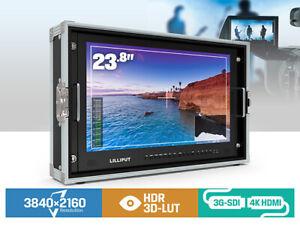 LILLIPUT-BM230-4KS-23-8-034-Broadcast-Ultra-HD-3G-SDI-HDMI-Monitor-w-HDR-3D-Lut-AB