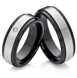 Eheringe-Verlobunsringe-Partnerringe-aus-Tungsten-mit-Ringe-Lasergravur-W713