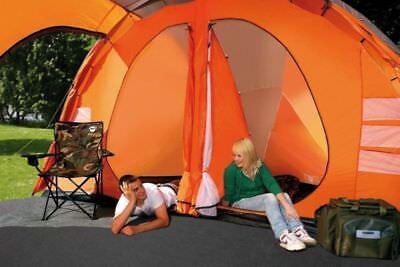 Wehncke Campingzelt Domezelt XXL Familien Zelt Evolution für 6 Personen UVP 399€ | eBay