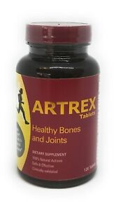 ARTREX-Joint-Support-120ct-Tablets-By-Bioved-Pharmaceuticals-Inc