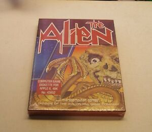 The-Alien-by-Avalon-Hill-for-Apple-II-Apple-IIe-IIc-IIGS-NEW-in-the-Big-Box