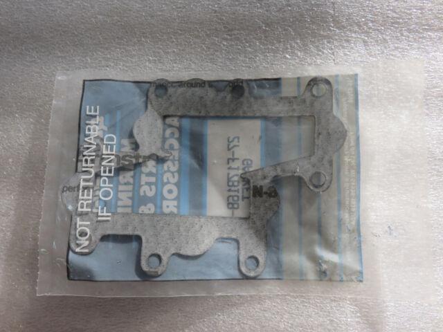 MERCURY QUICKSILVER CARBURETOR ADAPTER GASKET 27-F1781681