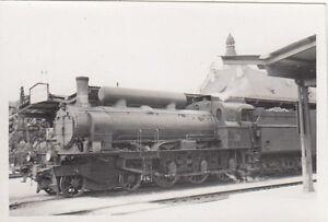 orig-foto-ca-8x6cm-Locomotive-a-vapeur-17-664-G441