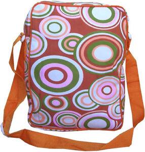 Ladies-Shoulder-Print-Flower-Power-Design-Bag-New-Retro-Funky-Womens-Hand-Travel