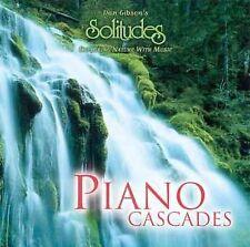 Piano Cascades by Dan Gibson/John Heberman (CD, Jun-2008, Solitudes)