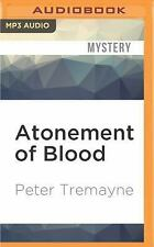 Sister Fidelma: Atonement of Blood by Peter Tremayne (2016, MP3 CD, Unabridged)