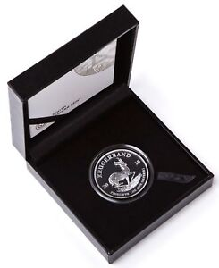 2018-South-Africa-Krugerrand-Silver-Proof-1oz-Coin-Box-Coa-Mintage-15-000