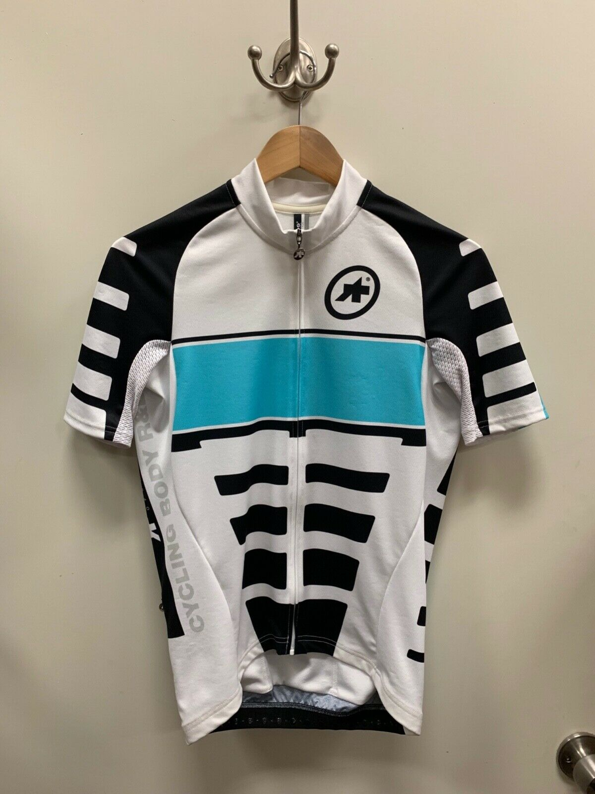 NEU Assos SS.corporate double u S7 Klink Small