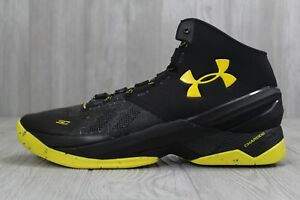 33-Rare-Under-Armour-Curry-2-Dark-Knight-Taxi-Basketball-Shoes-11-5-13-1259007