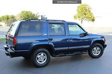ABS BLACK FENDER FLARES FOR GMC YUKON 2000 2001 2002 2003 2004 2005 2006 NEW
