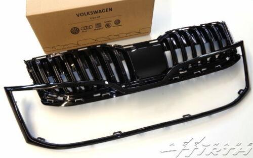 Original skoda Octavia III 5e tapajuntas calandra RS negro 5e0853761e 041