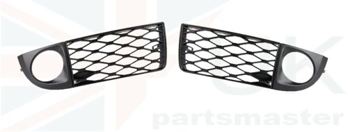 AUDI A6 C5 ALLROAD 2001-2005 originali paraurti Grill nebbia luce Surround Coppia Set