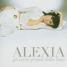 Gli Occhi Grandi Della Luna von Alexia   CD   Zustand gut