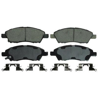 Disc Brake Pad Set-ThermoQuiet Disc Brake Pad Front Wagner MX748