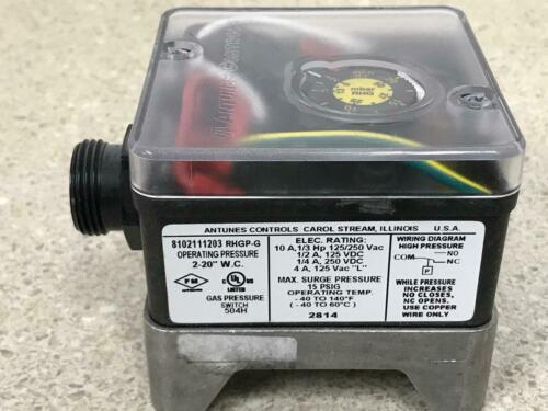 Details about  /Antunes Controls RHGP-G NEW