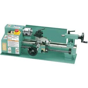 G8688 Grizzly 7 X 12 Mini Metal Lathe 690550086885 Ebay