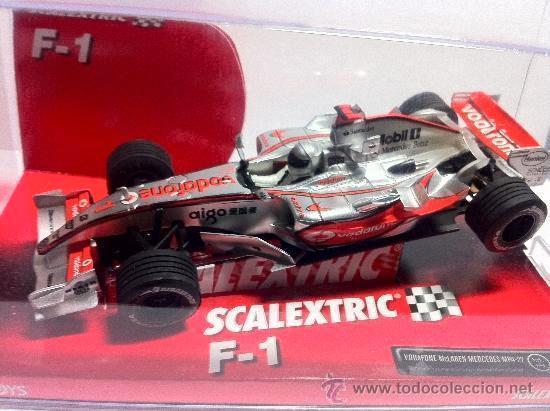 SCALEXTRIC Ref. 6257 Vodafone McLaren MP4-22 Tecnitoys 1 32 New