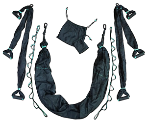 Strong /& Durable Antigravity Inversion Kit with Trap Yoga4You Swing Hammock