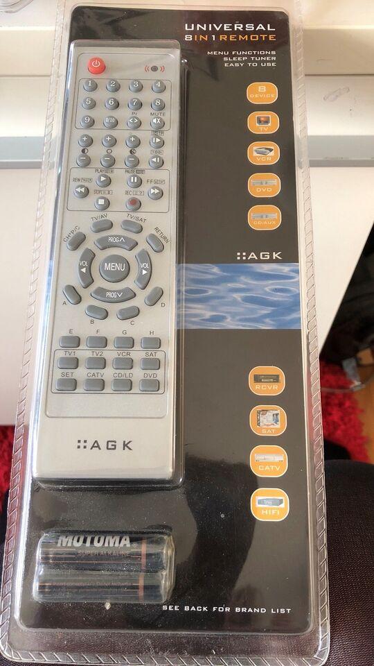 Remote, AGK, Perfekt